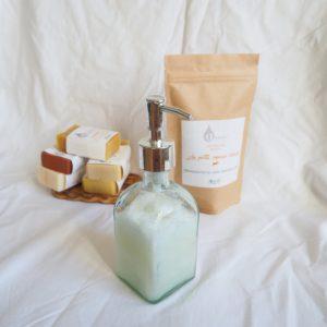 copeaux lait ânesse miel